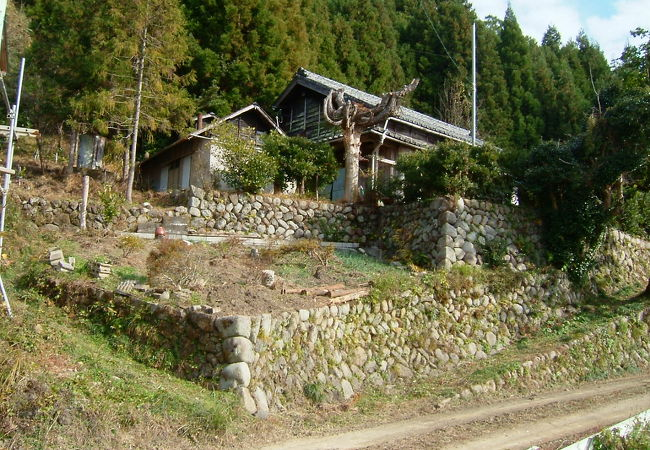 博物館森 自然セラピー癒しの家
