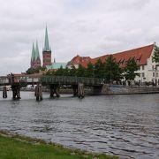 ハンザ同盟の貿易を支えた運河