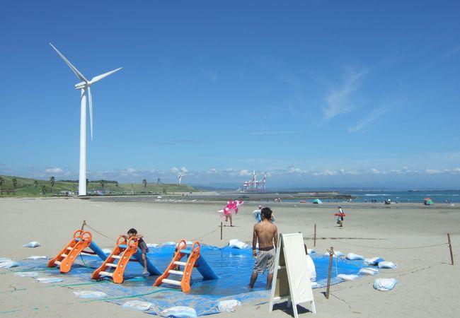 マリンパーク御前崎 海水浴場