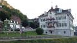 ヴィラ イェガーハウス ホテル