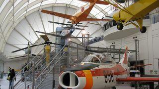 日本の航空の歴史を見る!所沢航空発祥記念館