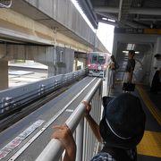 鉄道博物館の駅