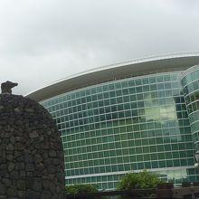 近くのICC(コンベンションセンター)