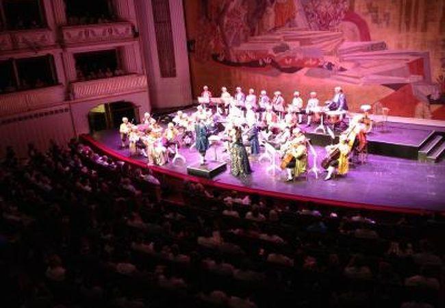モーツァルトコンサート