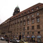 ドレスデン旧市街で最も高い建物