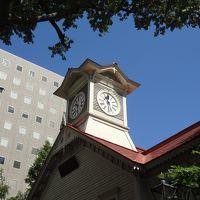 札幌市時計台 写真