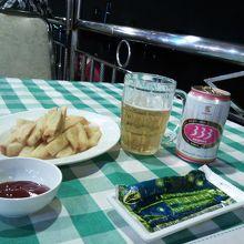 この日の夕食♪