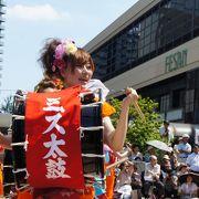 藩政時代から盛岡を中心に受け継がれてきた踊り