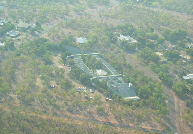 カカドゥ国立公園・シーニックフライト