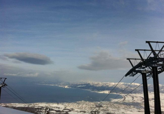 ニセコいわない国際 スキー場
