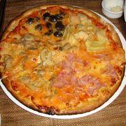 カンパラで有名なイタリアレストラン