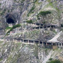 氷の大洞窟アイスリーゼンヴェルト