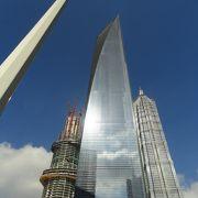 上海環球金融中心 (上海ワールドフィナンシャルセンター)