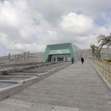 水族館入り口