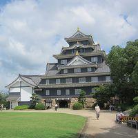 岡山城 写真