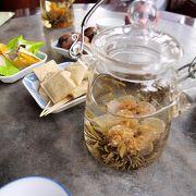 豫園にある上海最古の茶館