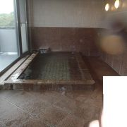 那須高原の諸施設の温泉