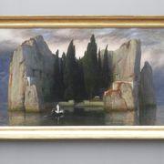 ドイツ絵画やフランス印象派絵画が充実