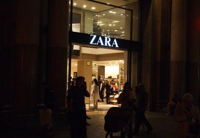 ZARA (グラシア通り店)