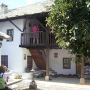 伝統家屋です。