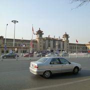 北京の交通の要