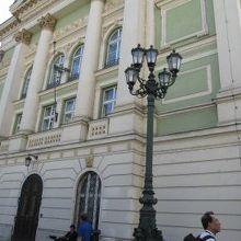 スタヴォフスケー劇場 (エステート劇場)