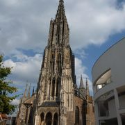 世界で一番高い教会建築