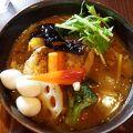 写真:スープカレーGARAKU