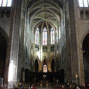 ボルドー最大の教会