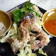 シンガポール料理 海南鶏飯(ハイナンチーファン)  水道橋本店の昼食