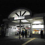 昭和大学病院の最寄駅