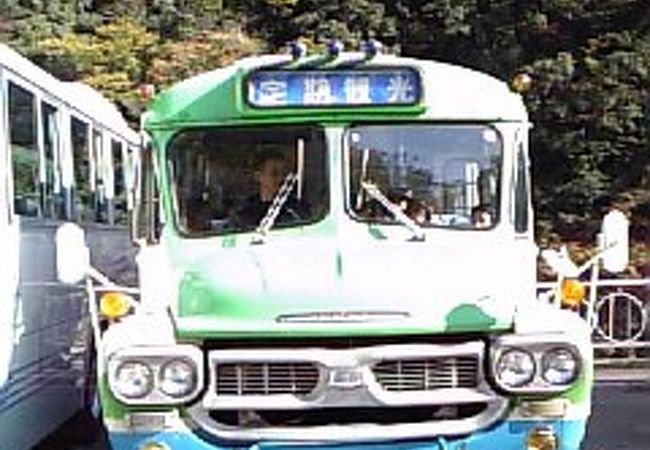 祖谷定期観光バス