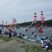 松江市と八束郡東出雲町で12年に1度開催されるお祭り