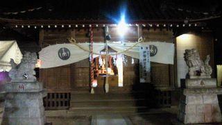 北永井稲荷神社