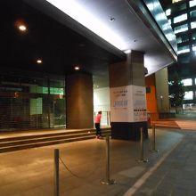 FM東京の下にあるランナー施設ジョグリス