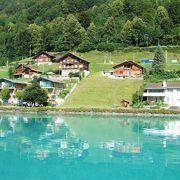 広大な湖を中から楽しむと、また格別の美しさが見られます