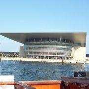 ボートから見たオペラハウス