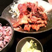 豚肉の美味しさを堪能!