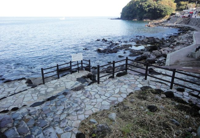 琴ケ浜海岸