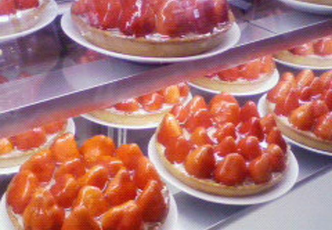 saisaicafeのケーキ