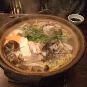 地元の鮮魚とお酒で、ほっこり晩ご飯。