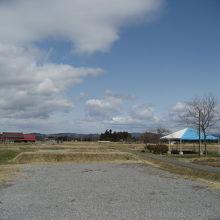 胆沢城の跡