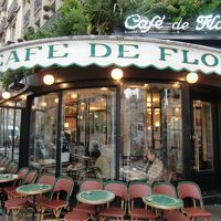 カフェ ド フロール