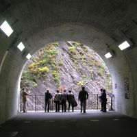 清津峡渓谷トンネル