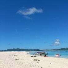 久米島に行ったらここで泳ぐ!