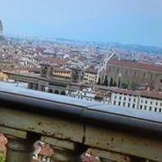 フィレンツェの風景。
