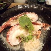 高雄の高級海鮮料理へ