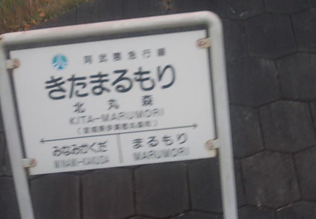 ちょっとした住宅地の広がる駅前付近でした