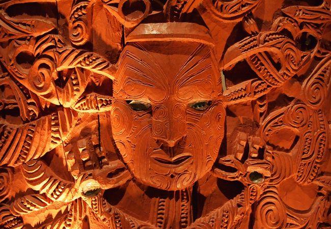 マオリ文化に触れられます