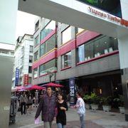 日本で言うなら原宿をイメージした若い子の街★新堀江